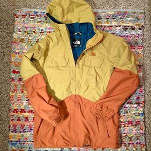 The North Face men's ski jacket